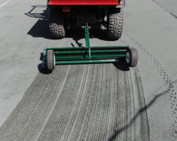 Soft Court Tow Scarifier 4ft Wide