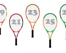 Youth Tennis Racquets for Quick Start Tennis Junior Racket